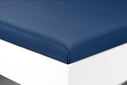 Lepedő 150x250 kék KRONBORG