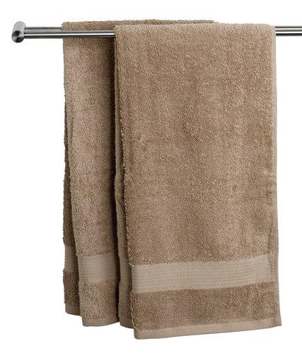 Fürdőlepedő KARLSTAD 70x140 bézs