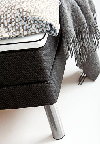 Ben Ø6xH15cm 4 stk/pk stål
