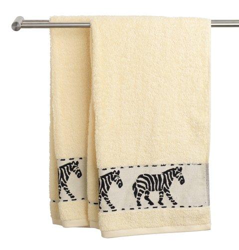 Ręcznik MALUNG 70x140 kremowy