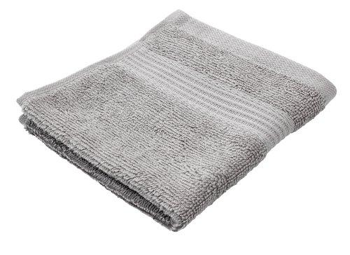 Πετσέτα προσώπου KARLSTAD ανοιχτό γκρι
