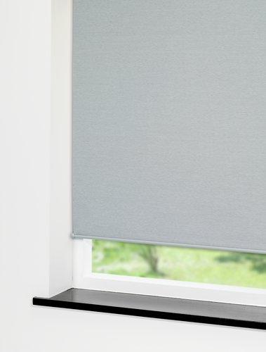 Blackout blind FALSTER 180x170cm grey