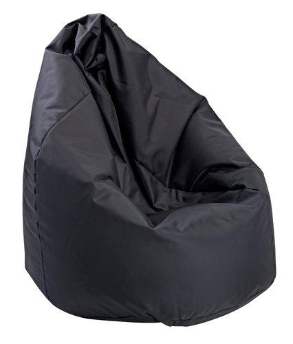 Vak na sedenie KOLIND 60x90x60 čierna
