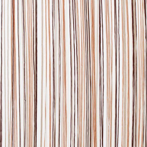 Завеса ресни NISSER 90x300 кафява