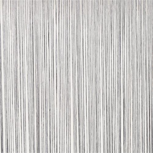 Zavesa iz nitk NISSER 90x300 siva