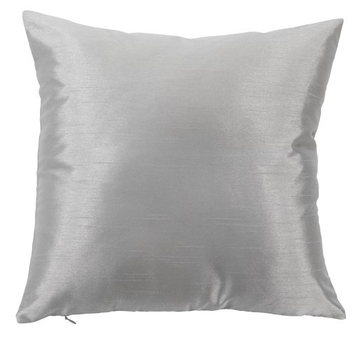 Cushion cover LUPIN 40x40 silver