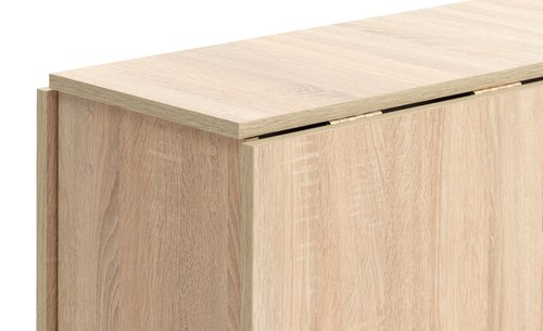 Τραπέζι τραπεζ. OBLING 80x100/163 δρυς