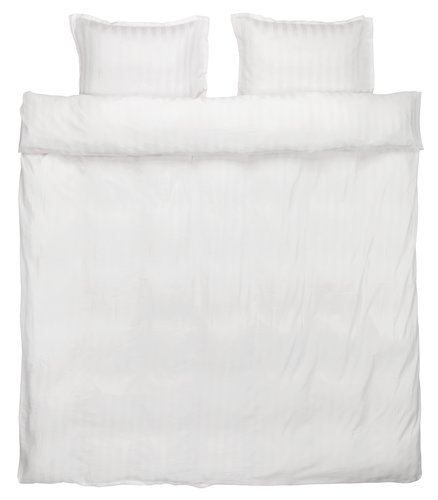 NELL Sateen KING white
