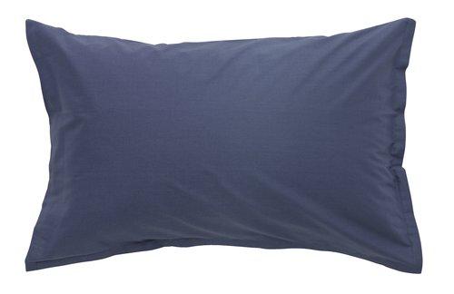 Obliečka na vankúš 50x70/75 modrá