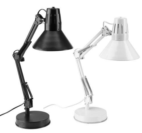 Table lamp ERNST D16xH55cm ass.