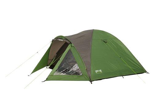 Tent NORDMARKA sleeps 4 grey/green