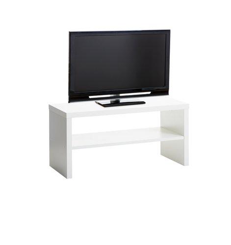 TV stalak KAGSTRUP 1 polica bijela