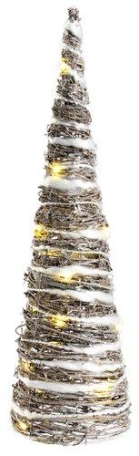 Χριστ. δέντρο LYNCIS Υ45 cm μ/20LED