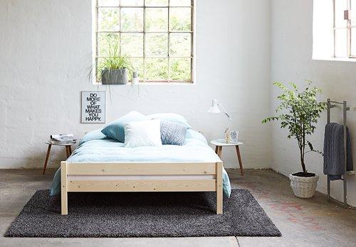 Rama łóżka SALLINGE 160x200cm natur.