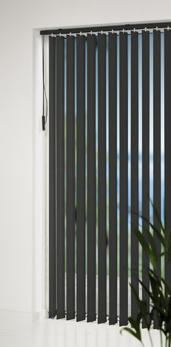Vertical blind FERAGEN 200x250cm grey