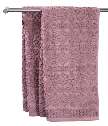 Handduk STIDSVIG rosa