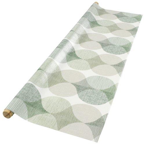 Plast. stolnjak REVEBJELLE 140 zelena