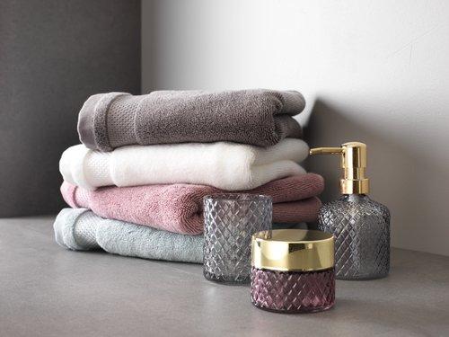 Badehåndklæde NORA mint KRONBORG
