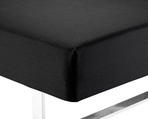 Fasonglaken 150x200x35 svart KRONBORG
