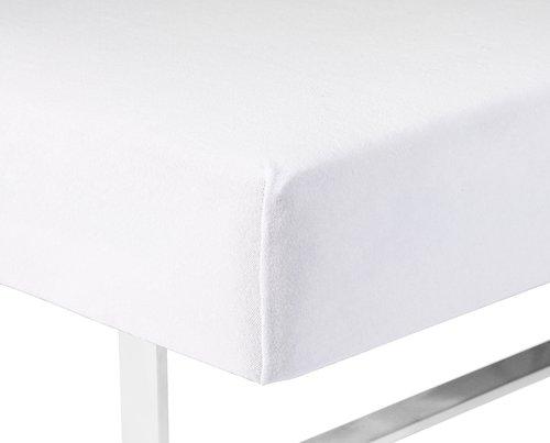 Frottélagen 180x200x40cm hvid