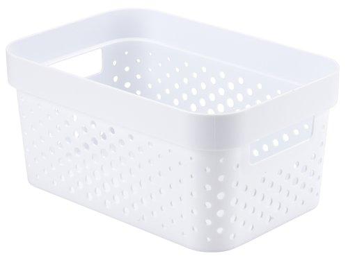 Kori INFINITY 4,5L muovi valkoinen