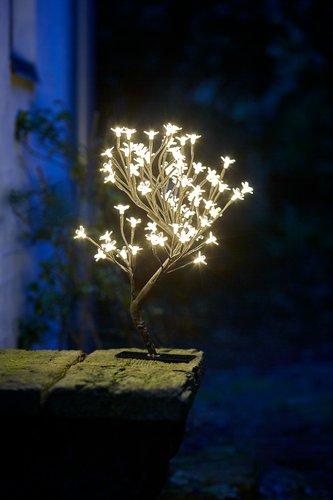 Pom cu lumini BONSAI 45cm cu 64LED