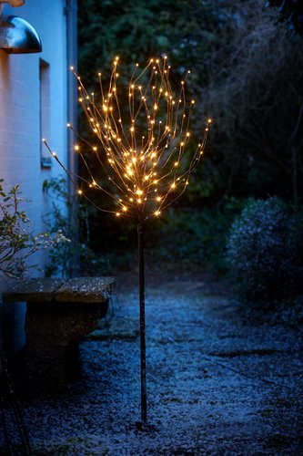 Valopuu PEKTOLIT K150cm 120 LEDiä