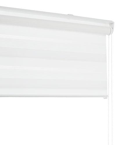 Rullaverho Duo IDSE 140x180cm valk.
