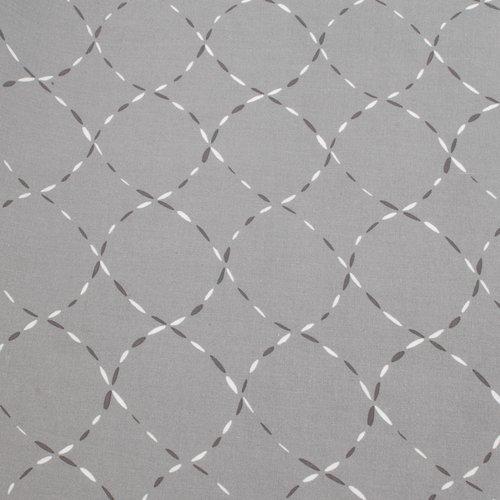 Textilvaxduk SALTURT 140 grå