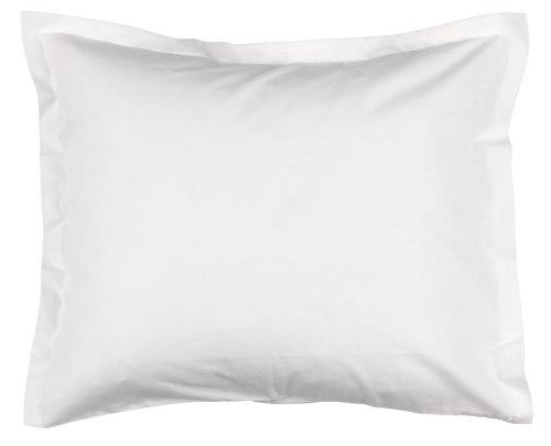 Pudebetræk 40×45cm hvid KRONBORG