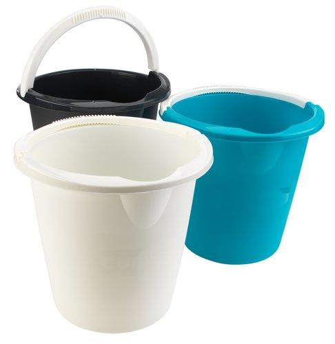 Bucket GABRIEL 10L ass.