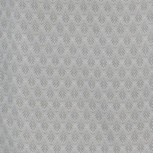 Pościel MARCELA flanela 140x200 j.-szary