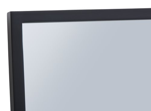 Spejl OBSTRUP 68x152 sort