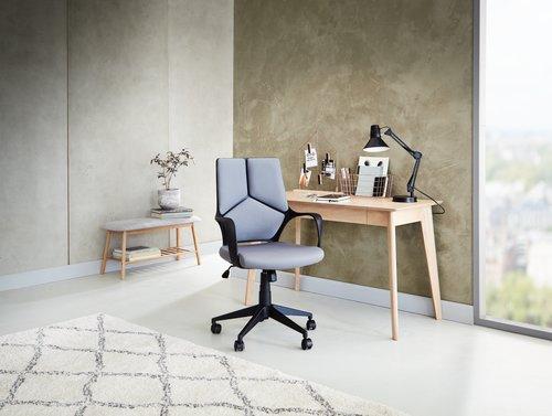 Office chair RAVNING grey