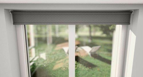 Rolós függöny MALGOMAJ 80x160 fehér | JYSK