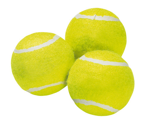 Dryer balls ROGER 3 pack rubber
