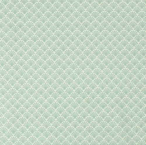 Tekstilvoksdug BOTNEGRAS 140 grøn