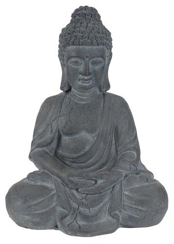 Statua giardino MYRE P24×L31×H42 grigio