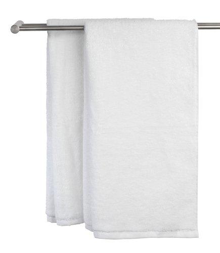 Handdoek LERKIL biologisch wit SENSE
