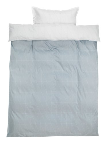 Set posteljine GUNHILD saten 140x200