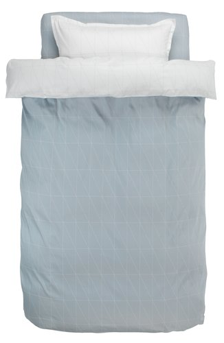 Спално бельо с чаршаф GUNHILD 140x200
