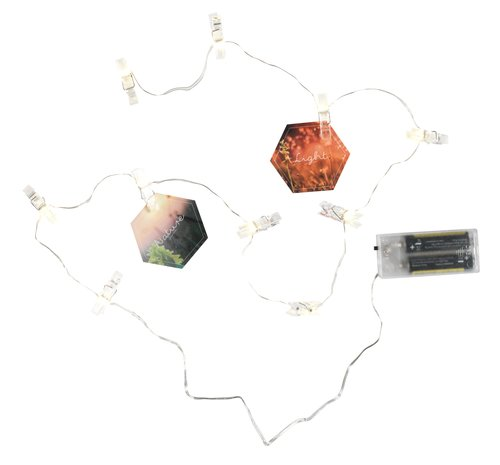 Lampice ESBEN sa 10 LED