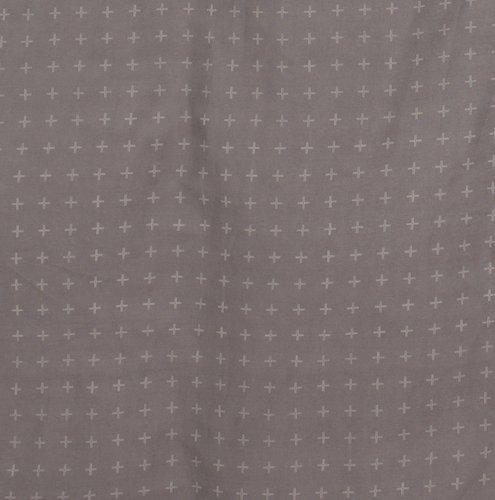 Dekbedovertrek KATJA 200x220 grijs