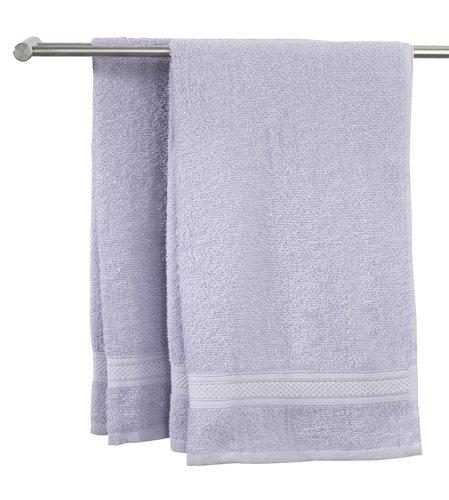 Håndklæde UPPSALA lyslilla