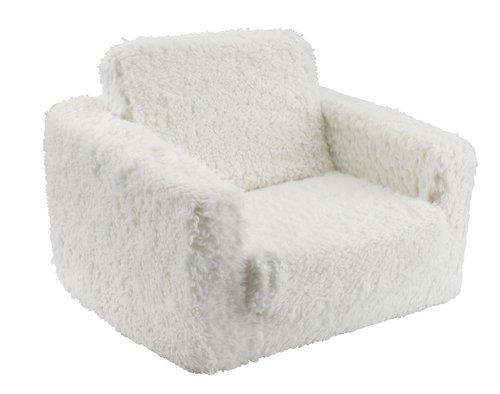 Dječja stolica MONSTRUP sklopiva krem