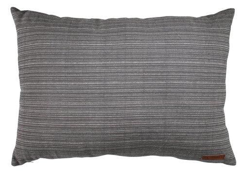 Back cushion BALDRIAN 50x70 grey