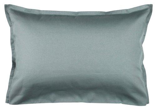 Putetrekk 50x70/75cm støvblå KRONBORG