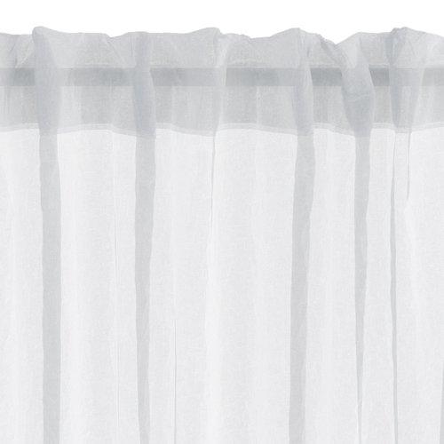 Függöny BOLMEN 1x140x300 törtfehér