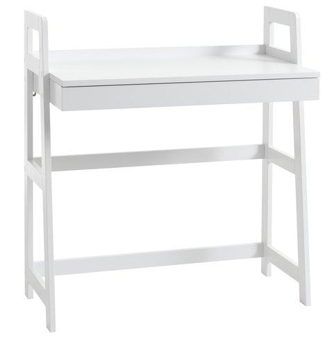 Secretária HERNING 45x84 branco