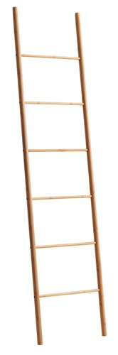 Dekorativní žebřík VANDSTED bambus